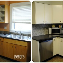 How To Renovate A Kitchen Aid 6000 Hd Small Remodel Before And After For Stunning