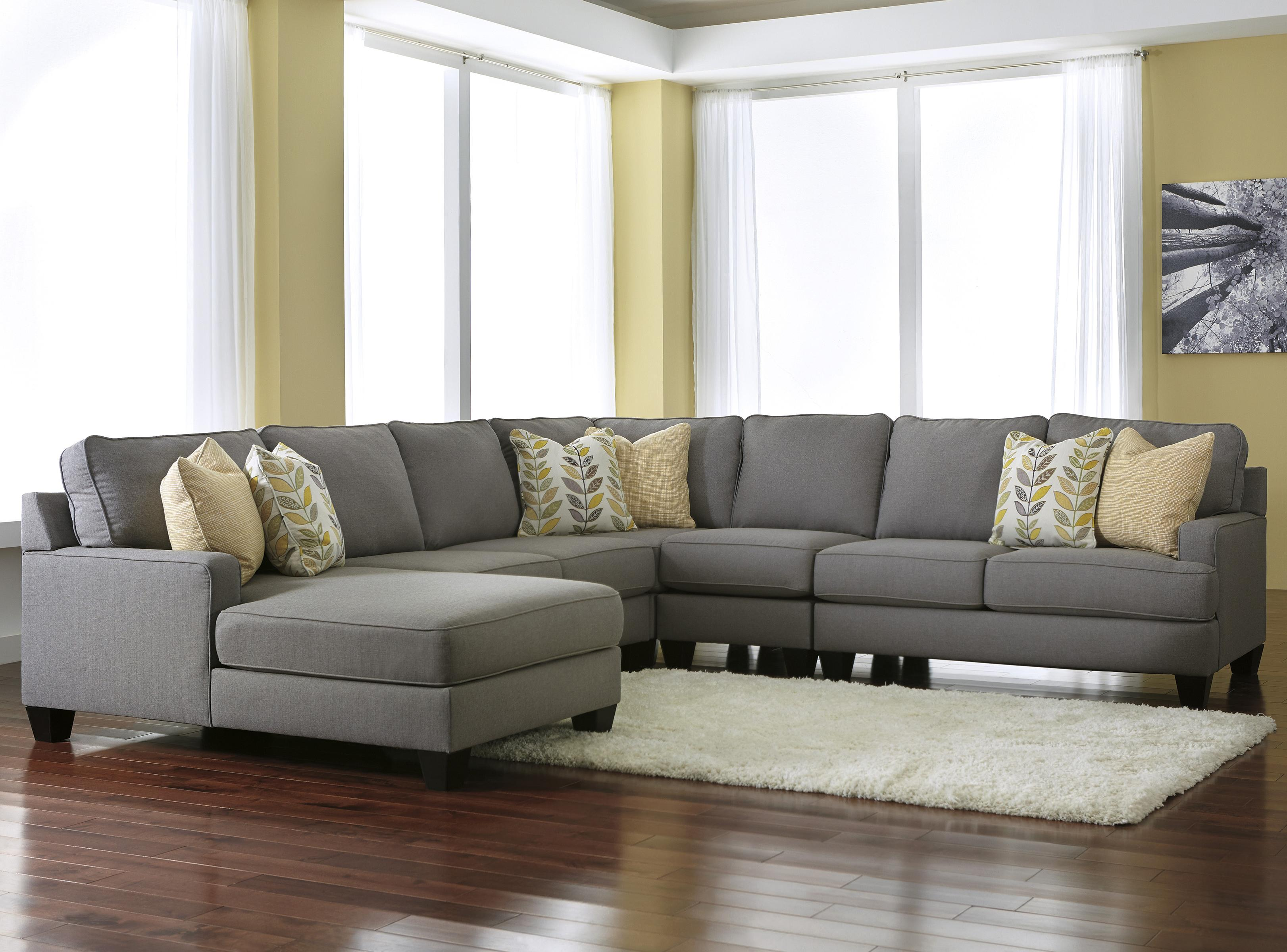 Federal subsidies through local housing authorities pay th. Double Chaise Sectional for Complete and Perfect Welcoming ...