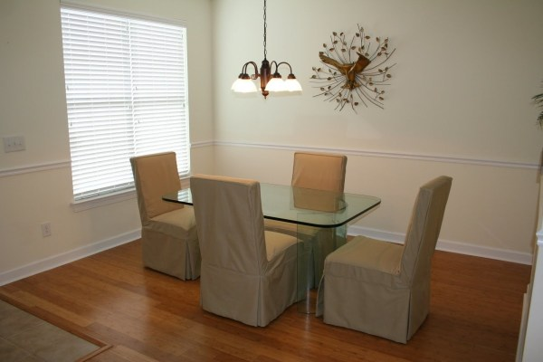 Ideas for Dining Room Chair Rail Molding