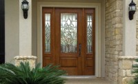 Cool Front Door Invites Every Eye with Excellent ...