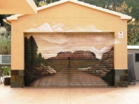 Unique Garage Doors That Mesmerize You With the ...