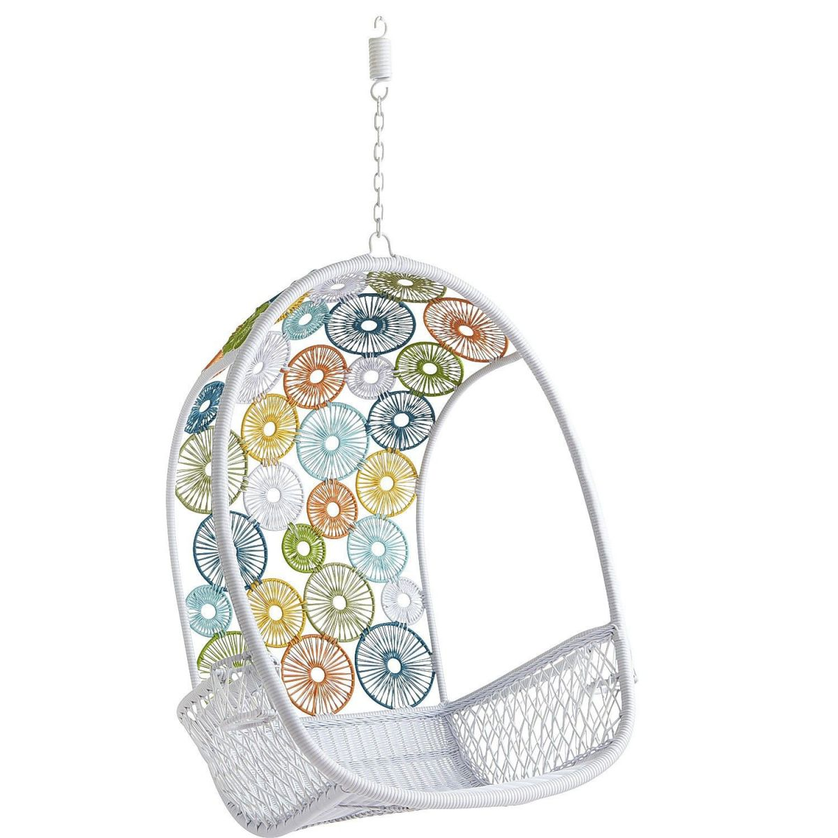 Kids Hanging Chair 10 Coolest Hanging Chairs For Kids Homesfeed