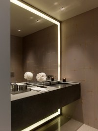 Floor to Ceiling Mirrors as Functional and Decorative