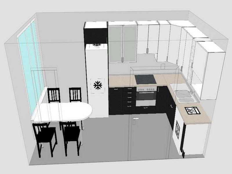 Virtual Kitchen Layout Tool