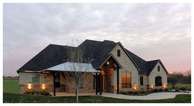 Austin Stone House Plans | Amazing House Plans