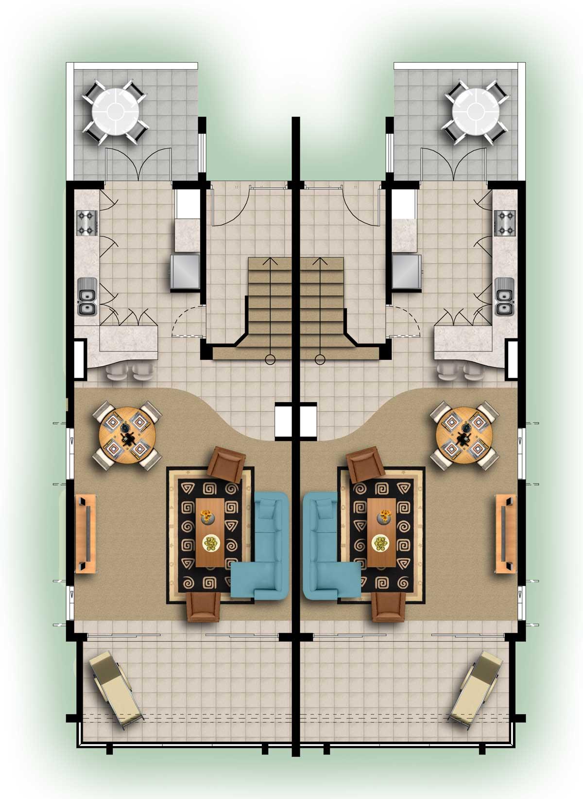 Kitchen Floor Plans Symbols