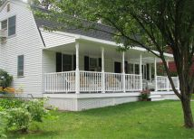 Building a Front Porch Designs