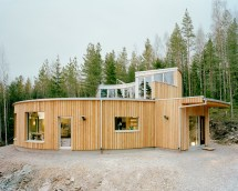 Swedish House Plans Passive Eco Home