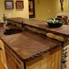 Kitchen Countertop Ideas Cheap Unique Decor Options Best Solution To Get Stylish