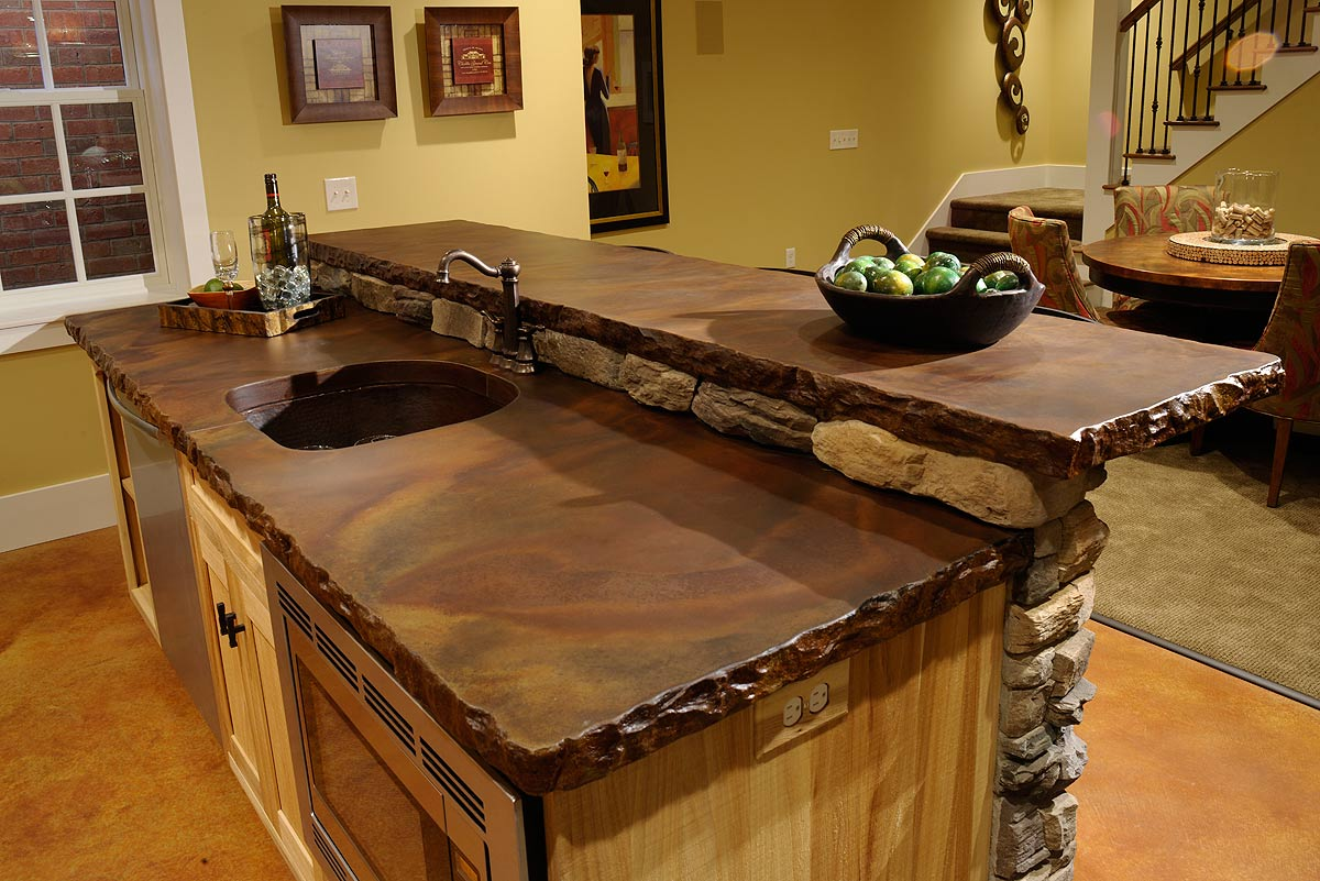 inexpensive kitchen countertops options floor marble cheap countertop best solution to get stylish