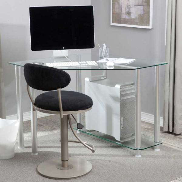 Space Saving Home Office Ideas With Ikea Desks Small