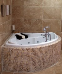 Deep Tubs for Small Bathrooms That Provide You Functional ...