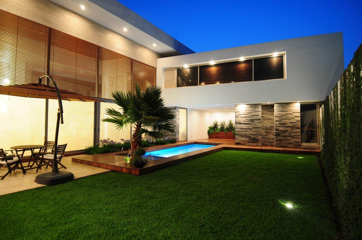 Contemporary Home Design And Floor Plan Homesfeed