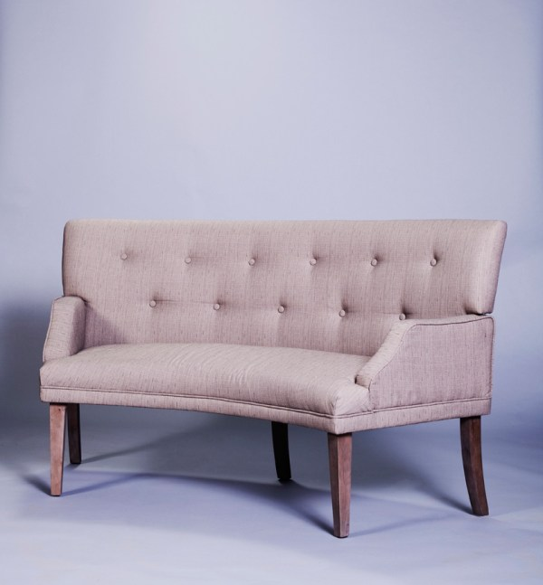 Curved Dining Banquette Bench Seating
