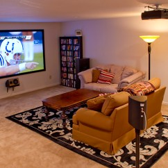 Large Corner Sofa In Small Living Room Simple Interior Design For Home Theater And Installation | Homesfeed