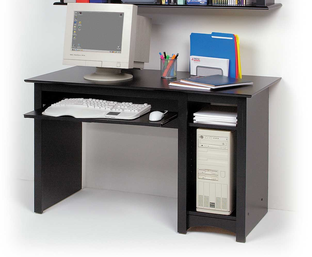 Space Saving Home Office Ideas With IKEA Desks For Small