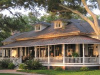 Country Home Design with Wraparound Porch | HomesFeed