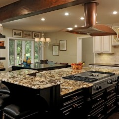 Large Kitchen Island Mini Kitchens Islands With Seating And Storage That Will Provide Plus Marble Countertop Gas Stove Comfy Black