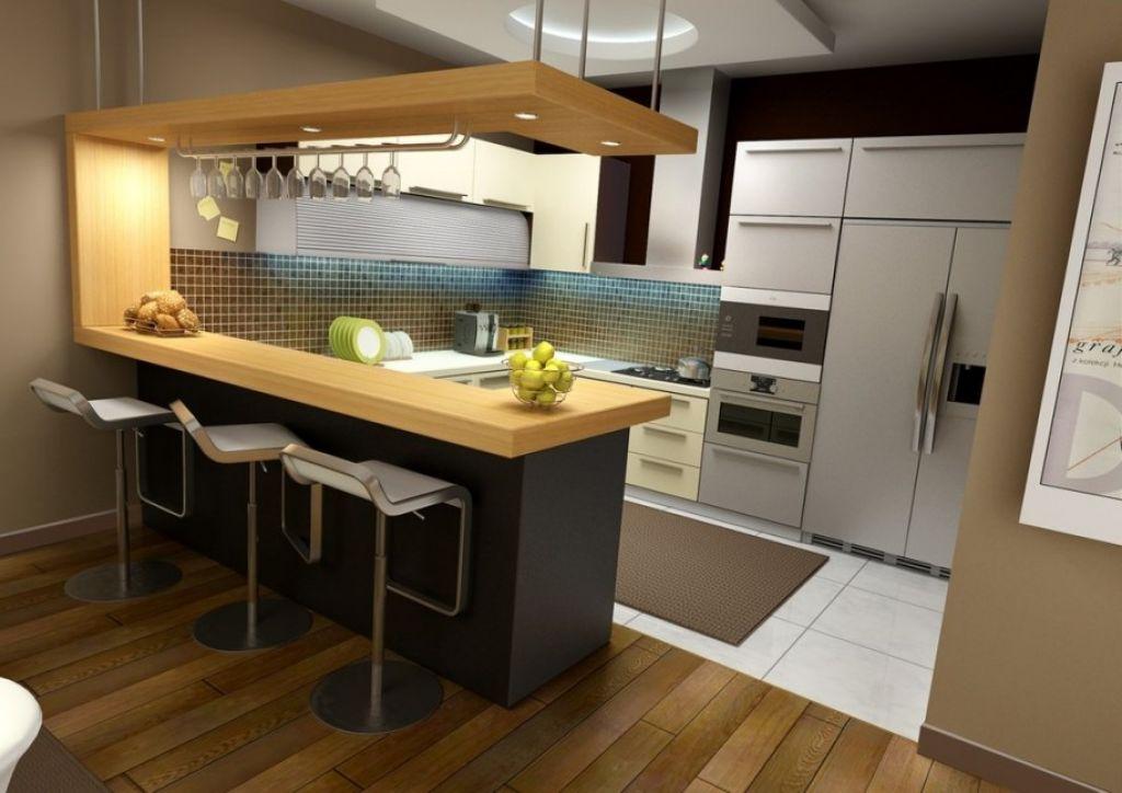 Kitchen Bars Ideas Traditional Kitchen Installed Om Hardwood