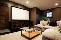 Low Profile Media Consoles in the Living Room to Keep Your ...