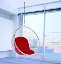 Charming Home Furniture Ideas with Chairs That Hang from