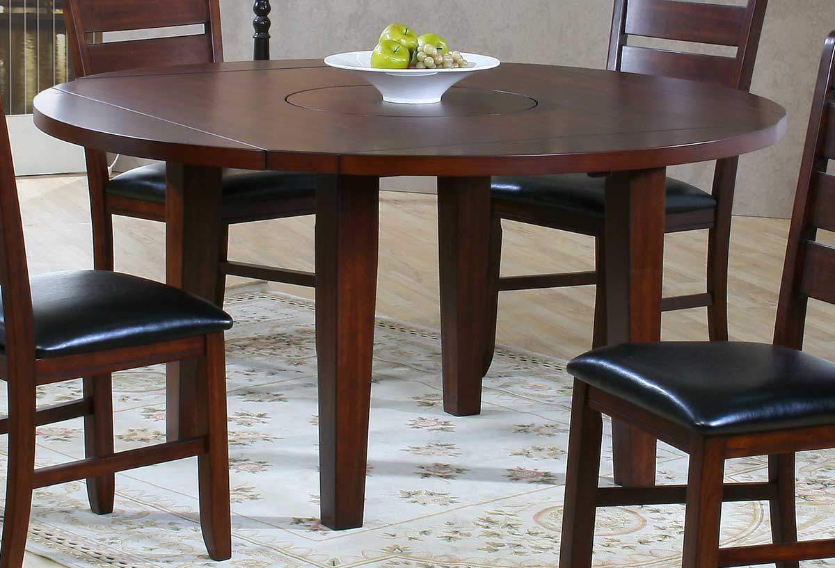 Small Round Dining Table Leaf