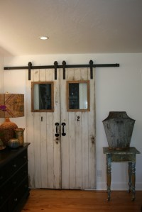 Barn Doors for Closets That Present Rustic Outlooks in ...