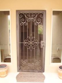 Security Screen Door Designs