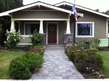 Craftsman Style Front Porch Ideas