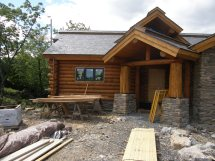 Log Home House Plans Designs