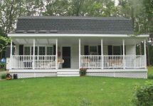Ranch Style Home Front Porch Ideas