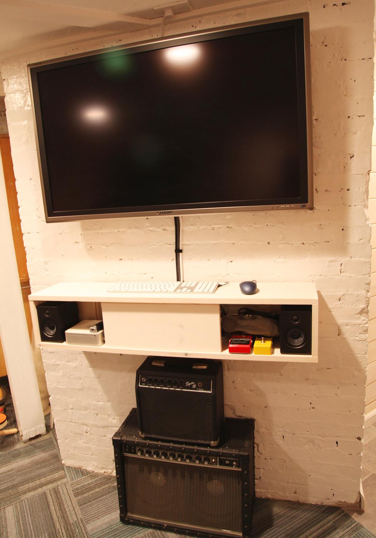 Unique TV Consoles that Bring More Appealing Visual