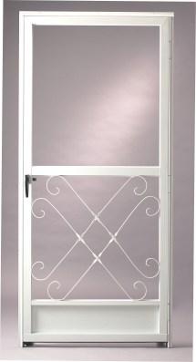 Aluminum Screen Door Designs