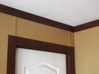 Flat Crown Molding Adds Audacious Luxury for Every Corner ...