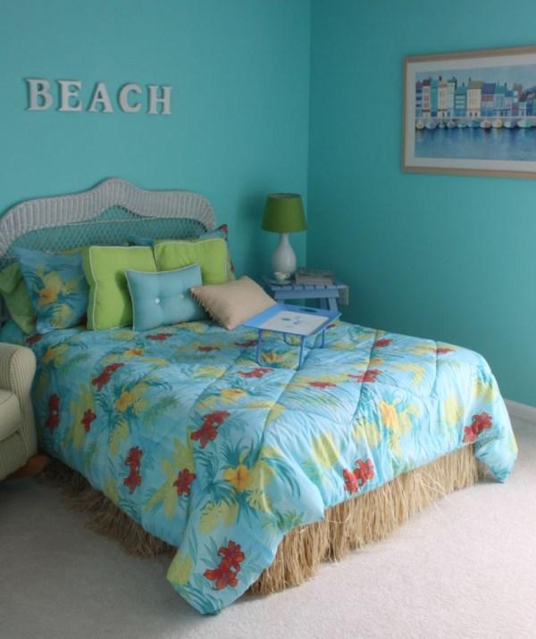Teen Girl Bedroom Ideas Beach Theme
