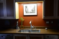 Most Recommended Lighting over Kitchen Sink | HomesFeed