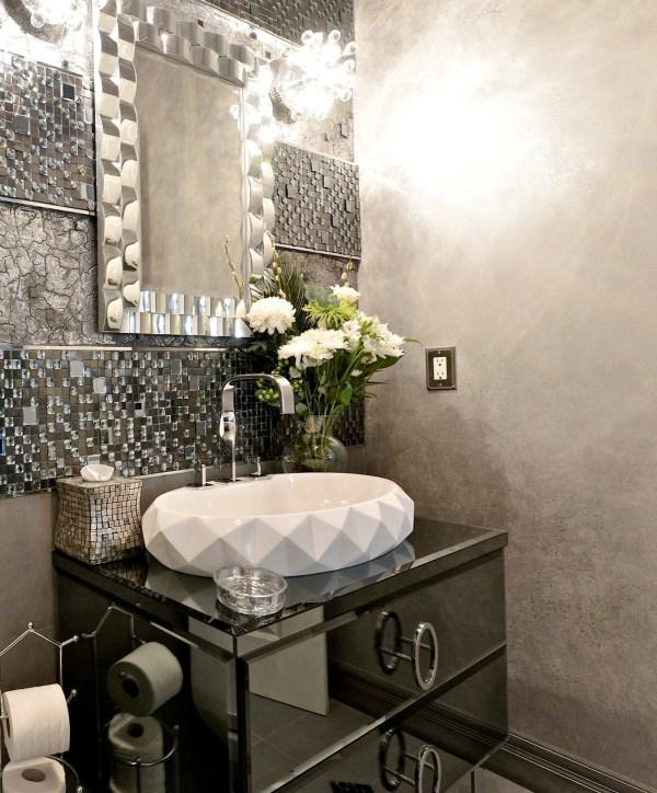 Small Powder Room Design Homesfeed