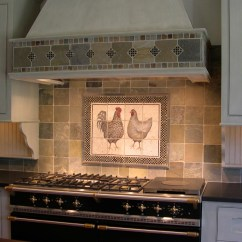 Kitchen Backsplash Murals Cork Floor Country Ideas Homesfeed
