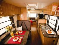 Stunning RV Interior Design | HomesFeed