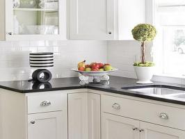 White Kitchen Backsplash Ideas – HomesFeed