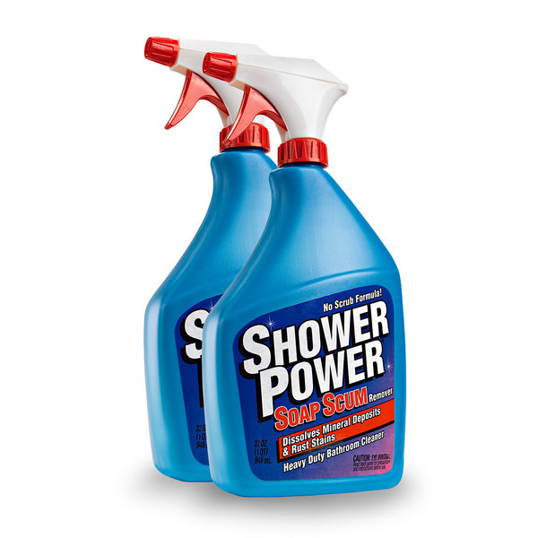 Lets Get Rid of the Soap Scum in Your Bathroom with the