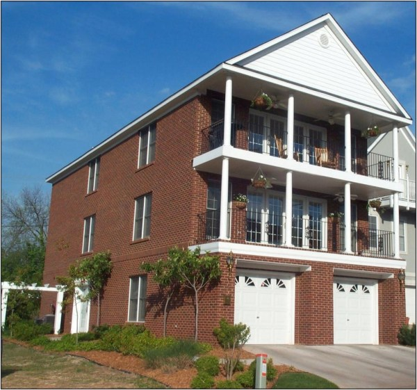 Charleston Style House Plans