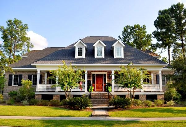 Charleston SC Style House Plans