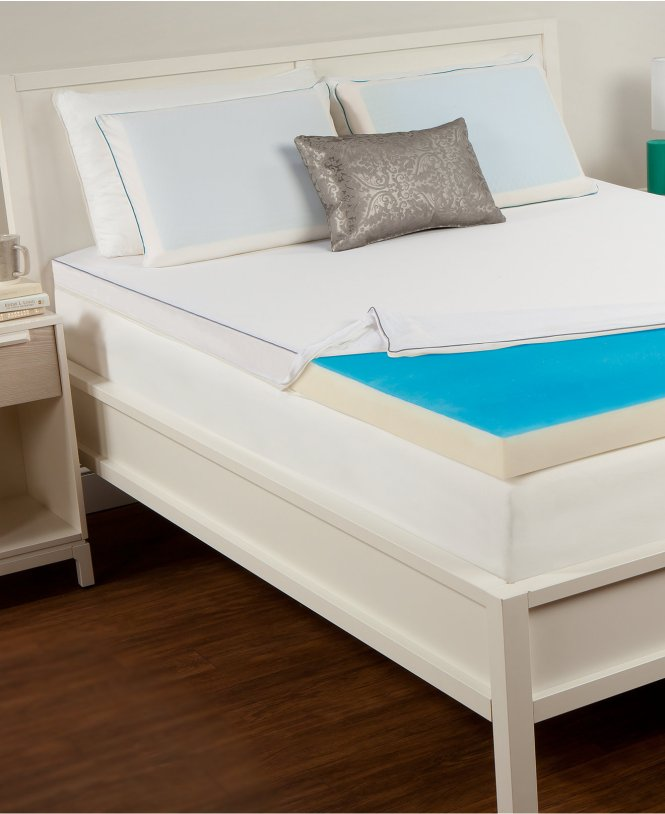 Cooling Mattress Pad For Tempurpedic Cover And Topper