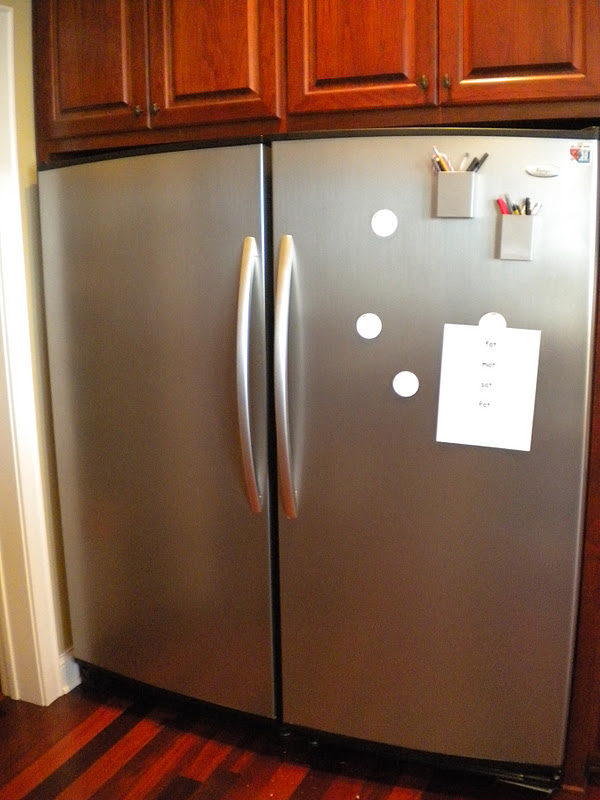 refrigerator for small kitchen outdoor kitchens lowes complete your with double wide ...