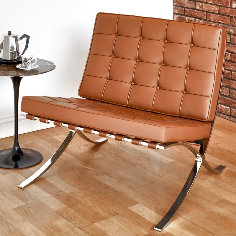 barcelona chair replica uk office adjustable arms 28 sofa mid century style ludwig the elegance of your home furniture ideas with chairs knock homesfeed
