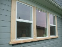 Install Exterior Window Trim