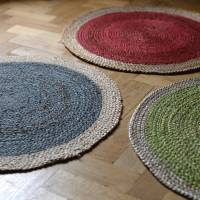 Jute Rug: A Simple Matter to Insert Interior with ...