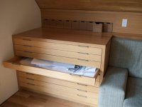 How to Transform Busy Home Office with Flat File Cabinet ...