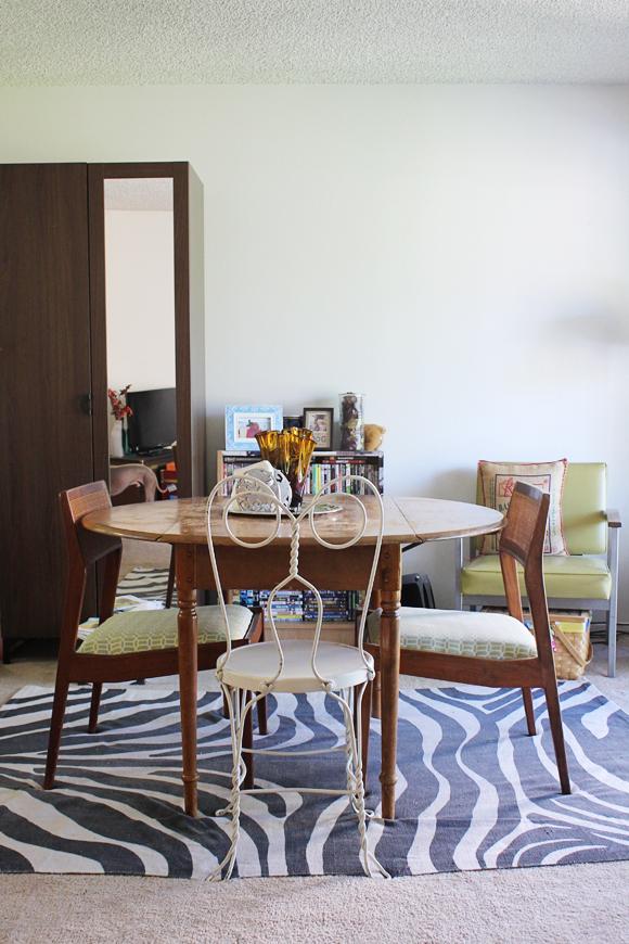 Dining Table Carpet Mat